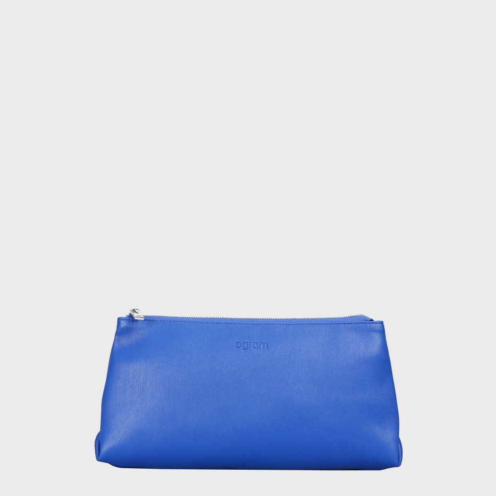Ogram Mue clutch blue